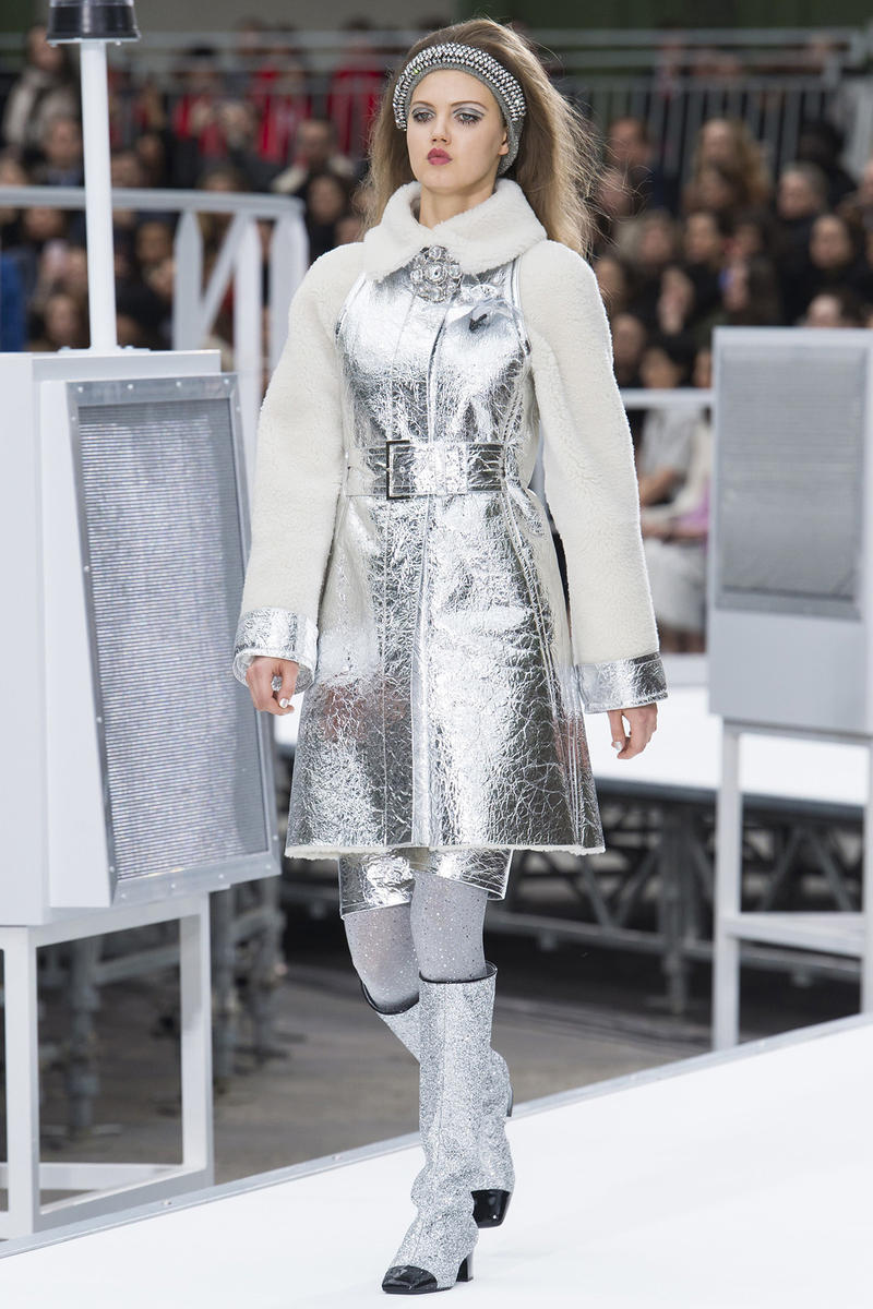Chanel 2017 Fall Winter Collection