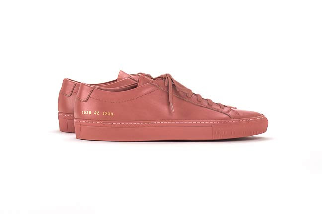 Common Projects Drops 2017 Spring