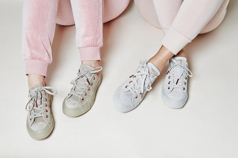 4dc511e24e2a Converse All Star Low Office 2017 Spring Blossom Pack Pastel Pink