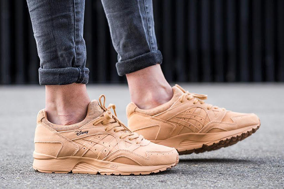 ASICS Tiger x Disney's Beauty and the Beast Gel Lyte Collection