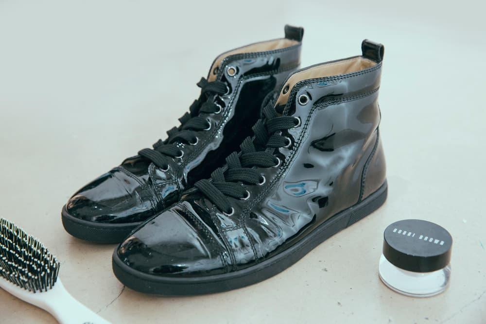 CJ Hendry Artist Christian Louboutin Essentials
