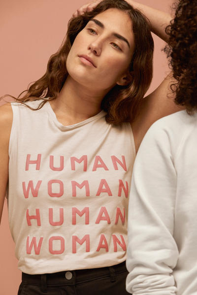Everlane 100 Percent Human International Women's Day