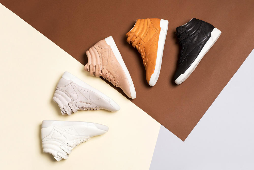 FACE Stockholm Reebok Freestyle High