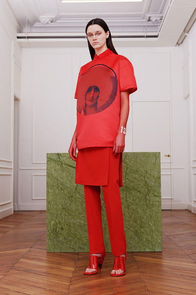 Givenchy 2017 Fall Winter Collection