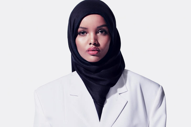 Halima Aden Hijab Wearing Model Diversity Fashion