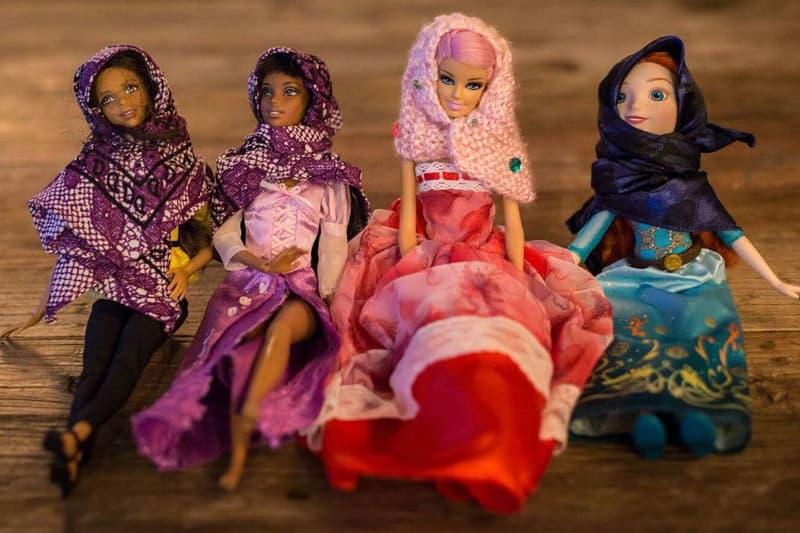 Hijab Barbie Dolls