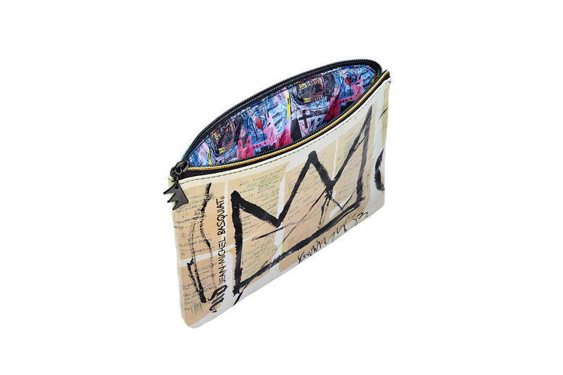 Jean Michel Basquiat Urban Decay Collection