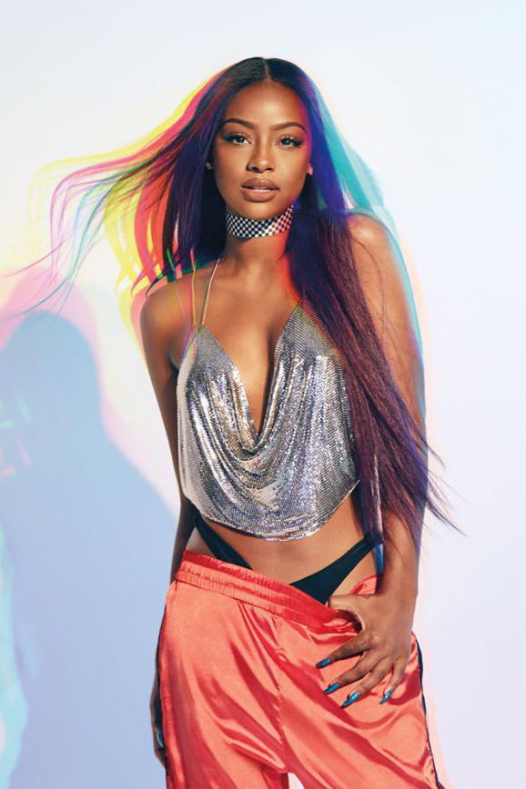 Justine Skye x Forever 21 Collection