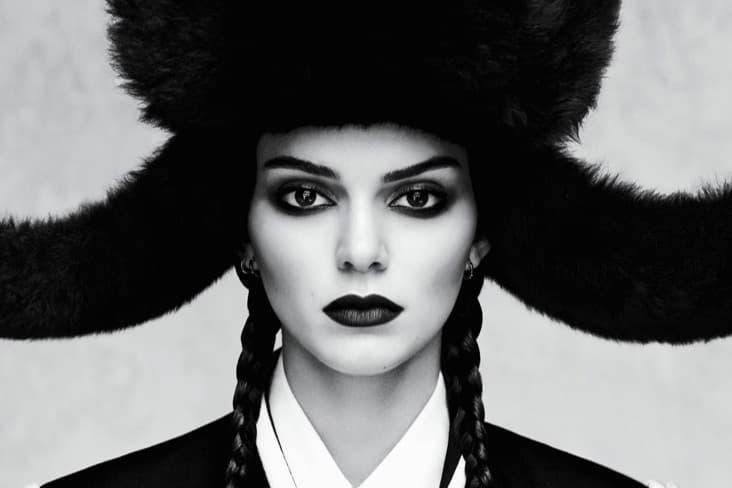 Kendall Jenner Vogue Japan 2016 October