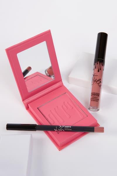 Kylie Jenner Cosmetics Pink Bundles