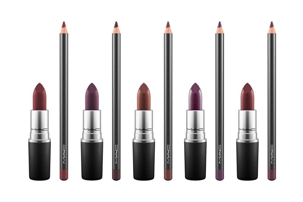 MAC Lip Duo Vampy Shades Purple Brown