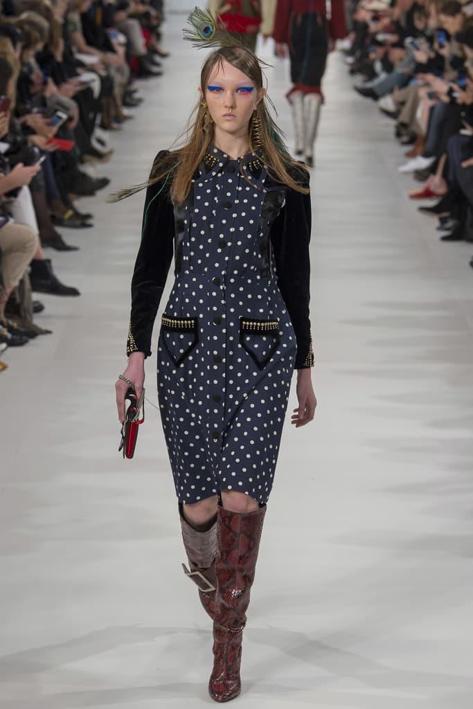 Maison Margiela 2017 Fall Winter Paris Fashion Week John Galliano