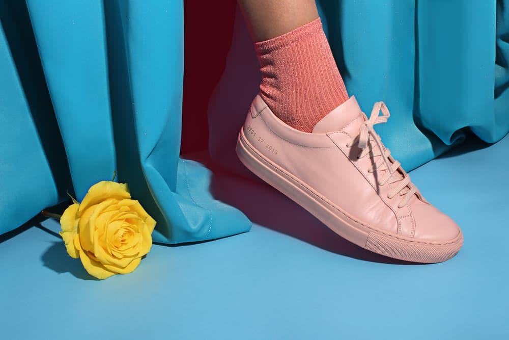 Memphis Workshop x HYPEBAE Sneaker Editorial vans opening ceremony old skool puma basket heart denim common projects achilles low