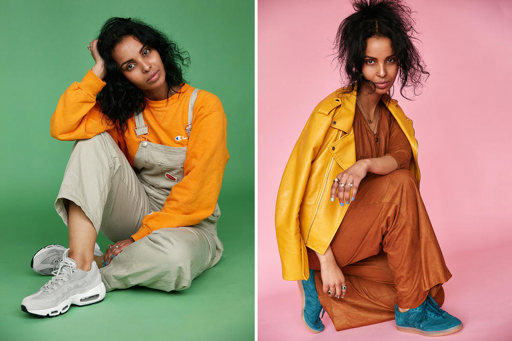 Naked Spring Invasion Sneaker Lookbook Editorial Nike Air Max adidas