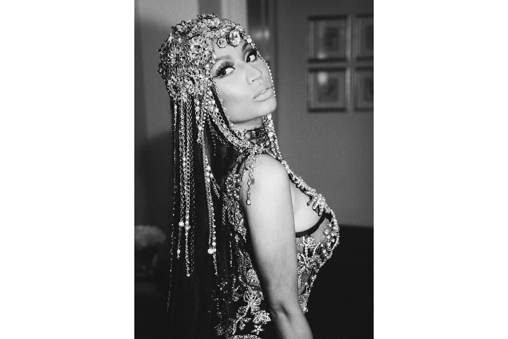 Nicki Minaj Modeling Contract Wilhelmina