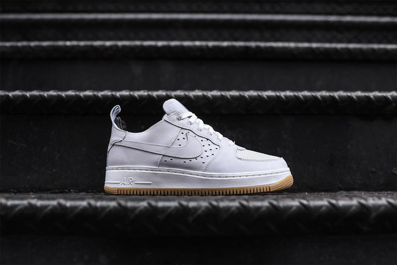 Nike Air Force 1 CMFT TC SP Sail Black Gum