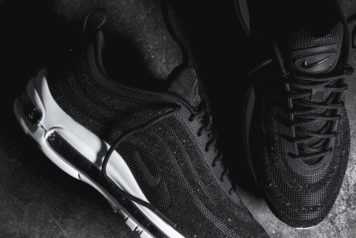 Nike Covers the Air Max 97 LX in Black