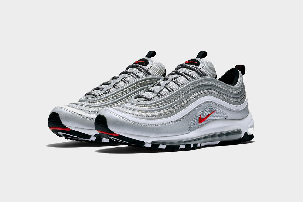 Nike Air Max 97 Silver Bullet Release Date Europe US