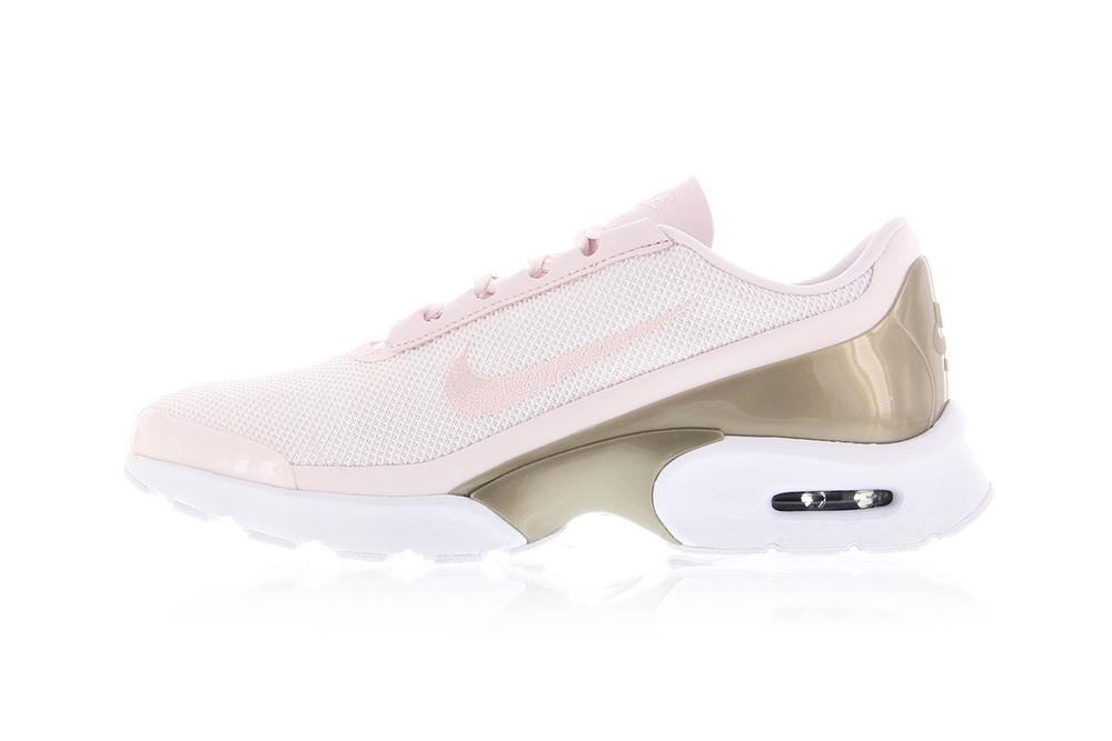 new product 6648a af114 Nike Air Max Jewell Premium Pearl Pink Metallic Gold