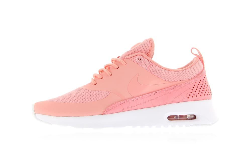 photos officielles 5a3a3 55346 Nike Air Max Thea Bright Melon Is Electric | HYPEBAE
