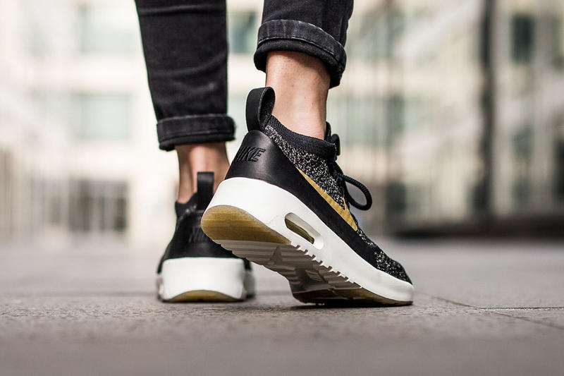 Nike Air Max Thea Ultra Flyknit Metallic