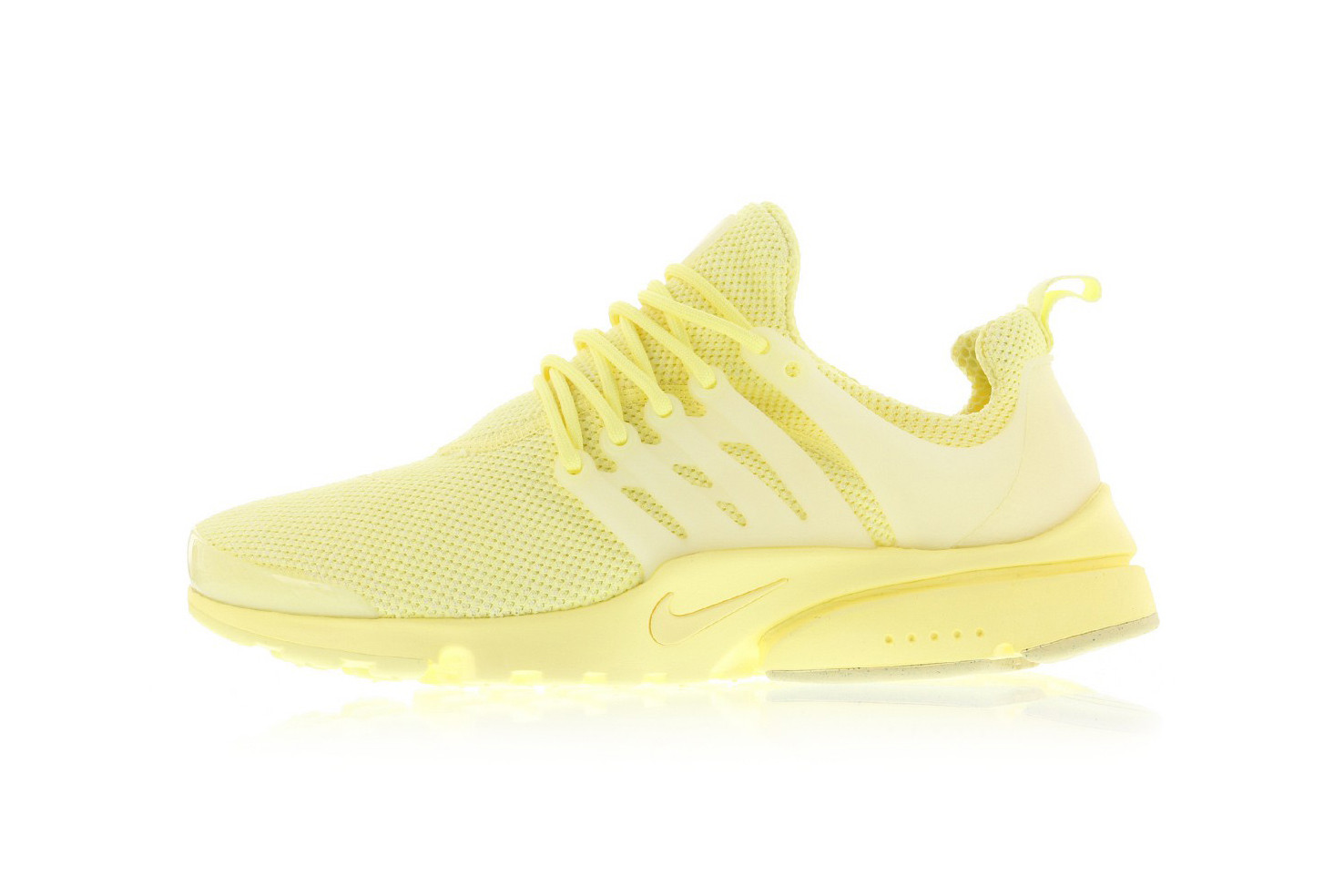 bright yellow prestos