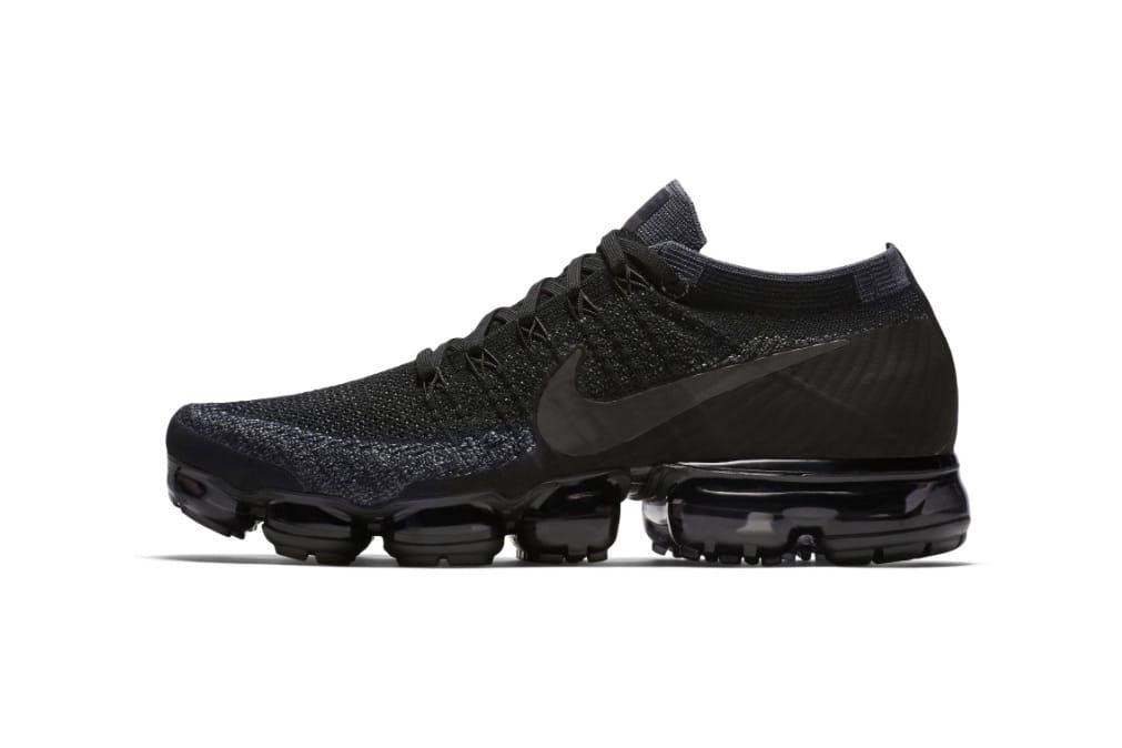 Nike's Triple Black Air VaporMax Steals