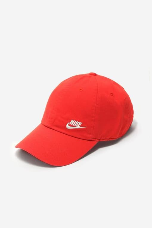 Nike Sportswear H86 Cap Futura Classic Pink White Hat