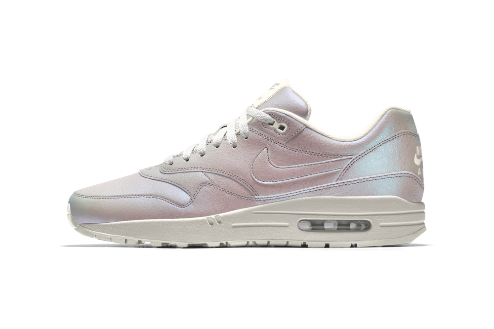 uk availability 99d3c 15824 Nike NIKEiD Air Max 1 Iridescent