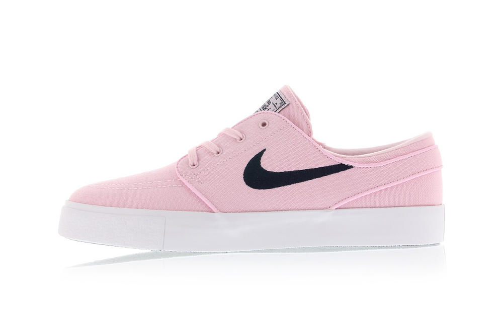 cheap for sale new appearance so cheap Nike Drops Pink SB Zoom Stefan Janoski Canvas | HYPEBAE