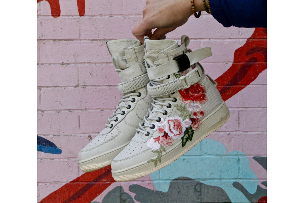 air force 1 flowerbomb