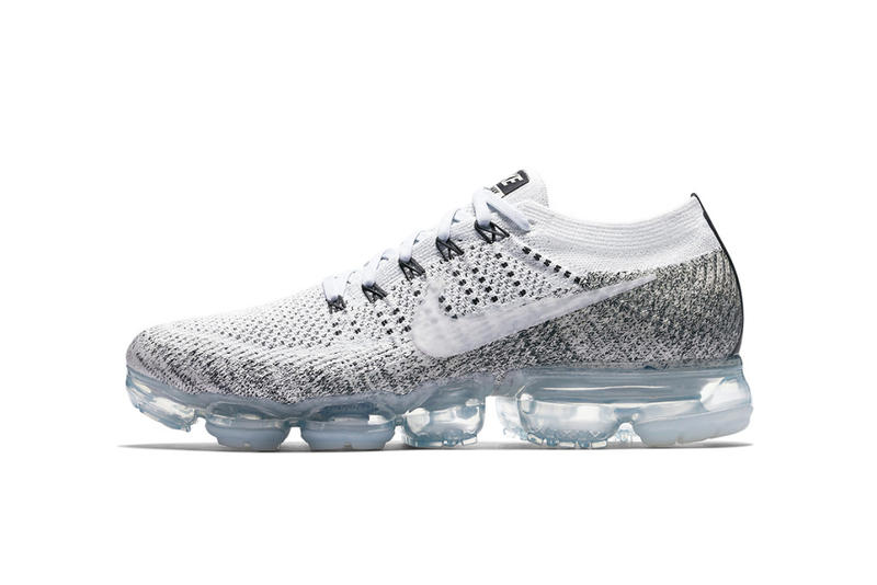 Nike NikeLab Vapormax Oreo 2017 White Black