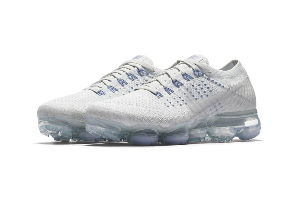NikeLab VaporMax White Blue