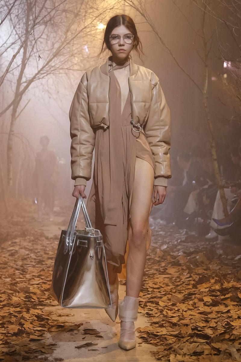 OFF WHITE Virgil Abloh Fall Winter 2017 Collection Paris Fashion Week