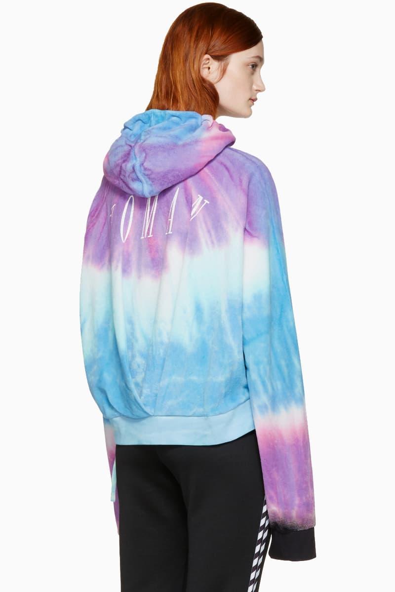 OFF WHITE SSENSE Tie Dye Tracksuits