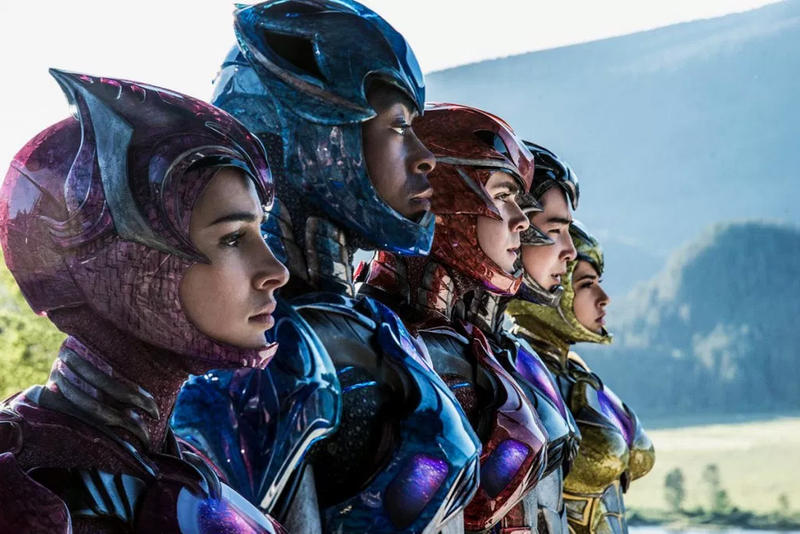Power Rangers Introduces First Queer Superhero lgbtq