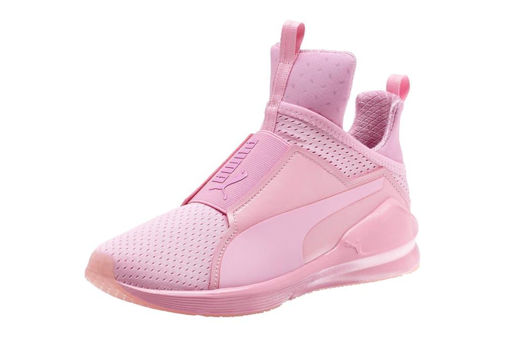 PUMA Fierce Pastel Pink