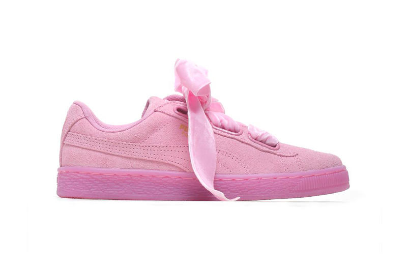 PUMA Suede Heart Reset Is Wrapped With a Velvet-Topped Bow  a2433a88d