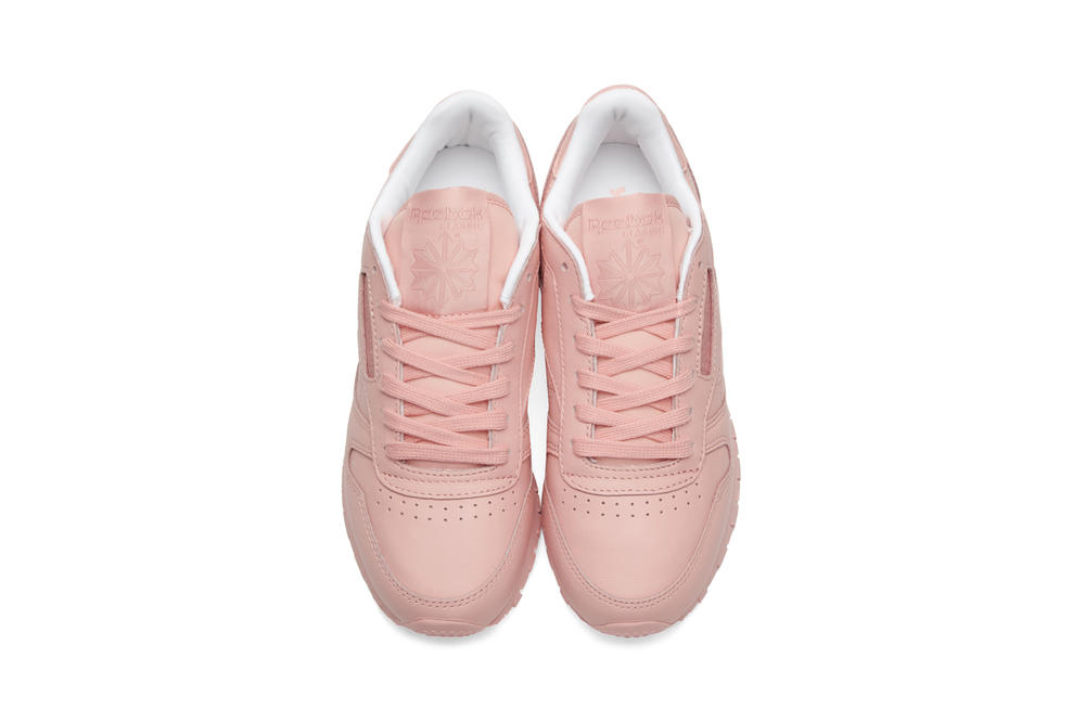 Reebok Classic Leather Pastel Pink