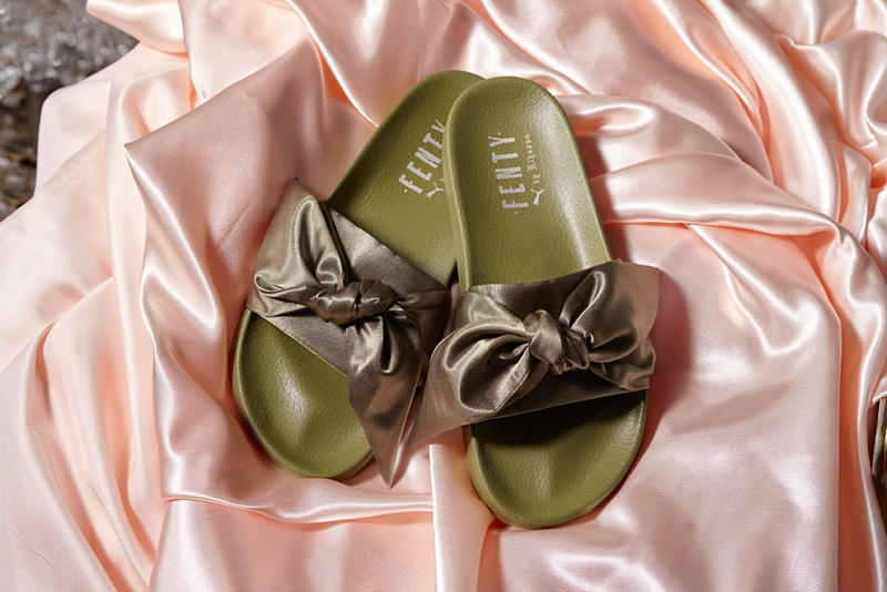 Rihanna Fenty x PUMA 2017 Spring Collection