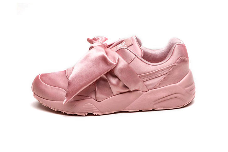 new product ba1a3 d9413 Take Your First Look at Rihanna's Fenty PUMA Bow Sneaker and ...