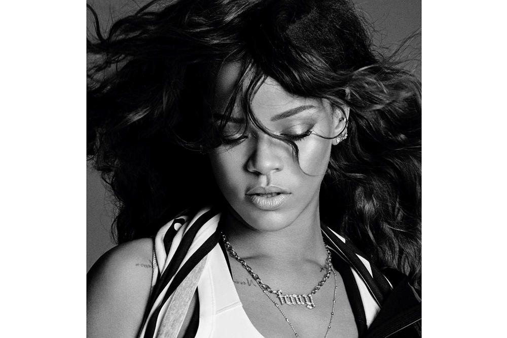 Rihanna Fenty PUMA 2017 Spring Summer Campaign