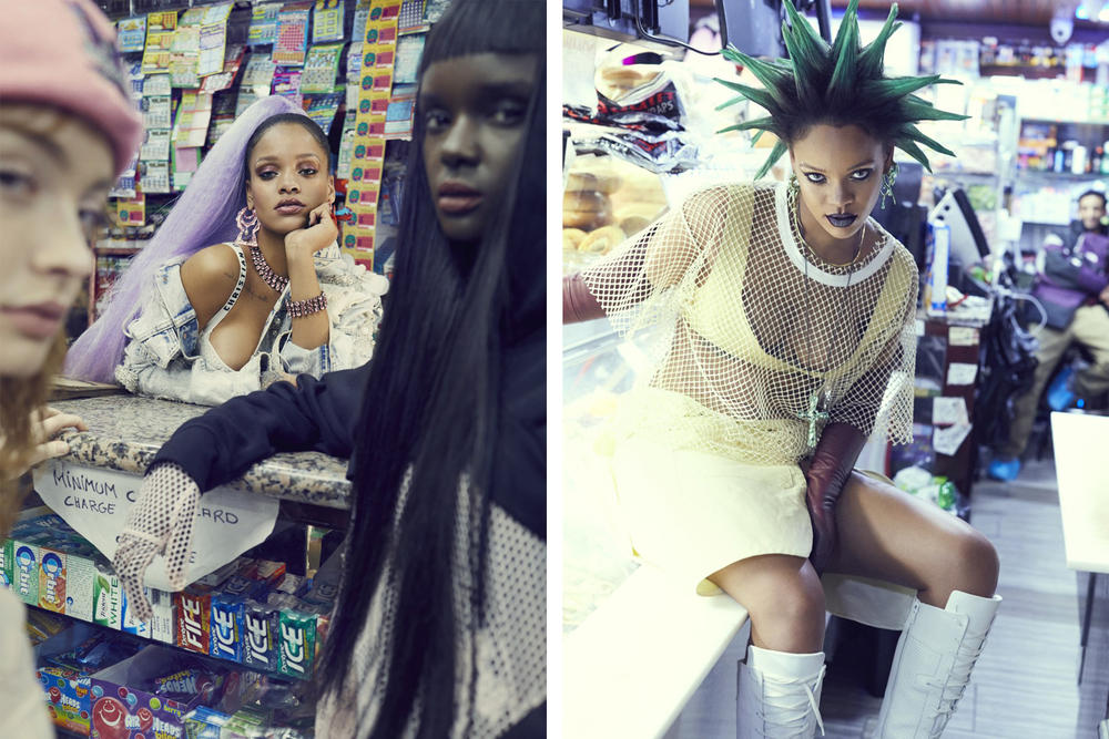 Rihanna Paper Magazine 2017 March