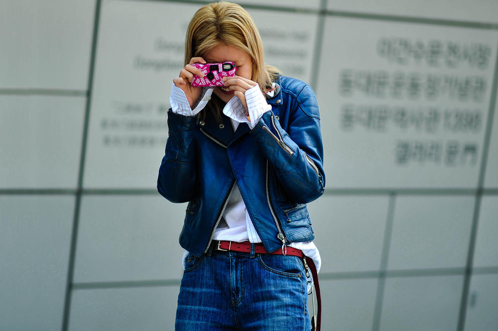 Streetsnaps Seoul Fashion Week 2017