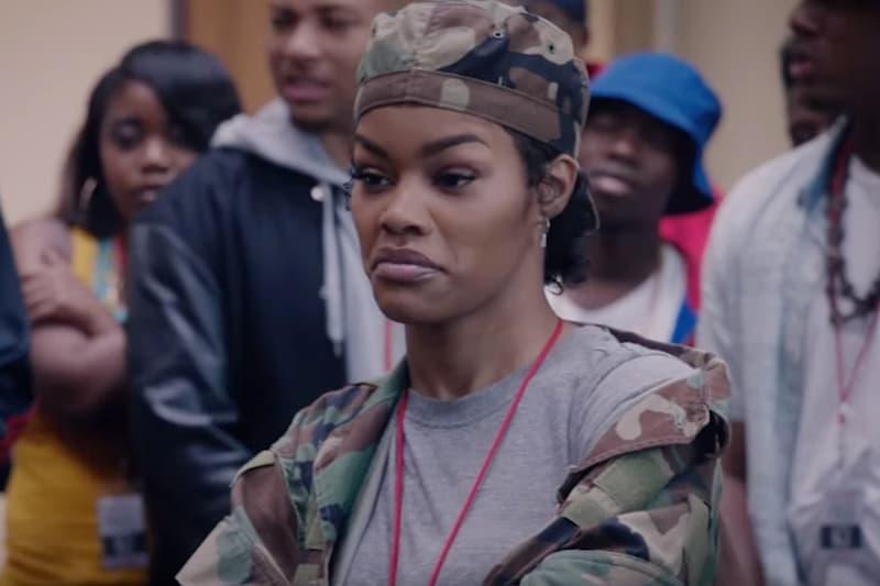 Teyana Taylor Rapping The Breaks VH1