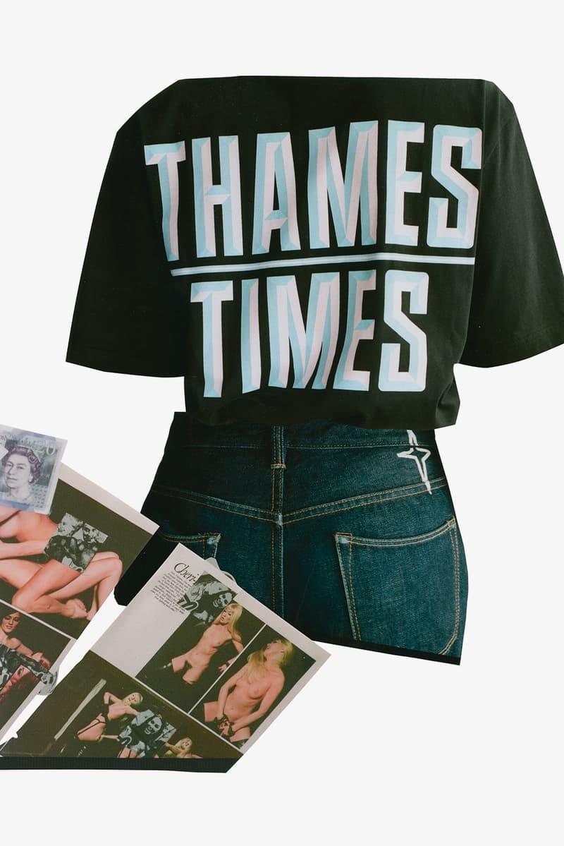 Thames 2017 Spring Lookbook