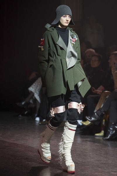 UNDERCOVER 2017 Fall Winter Collection