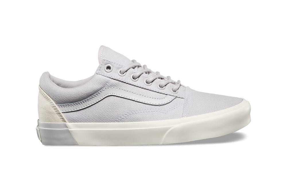 Vans Drops Color Blocked Authentic and Old Skool  b73b70c17