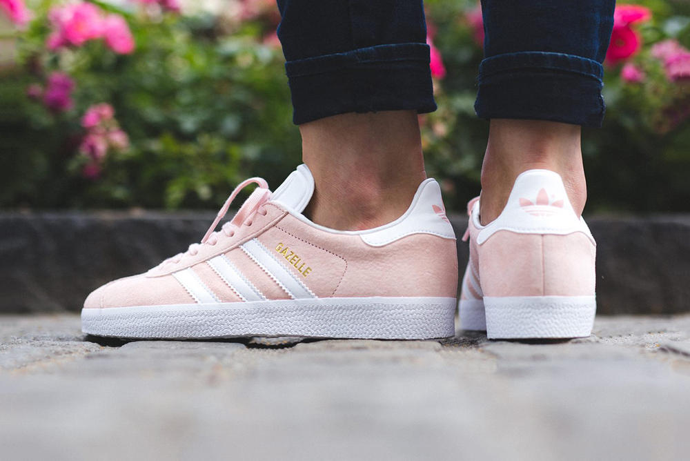adidas Originals Gazelle Vapour Pink Restock