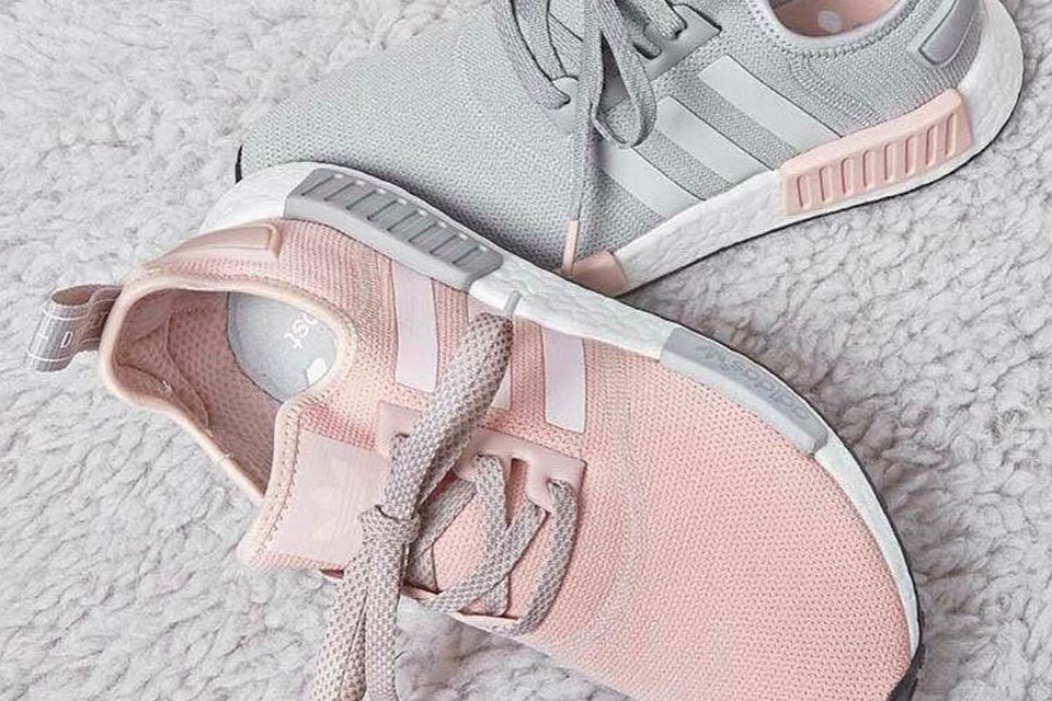 new style 369e0 7748b Pink and Grey adidas NMDs Restock at Foot Locker | HYPEBAE